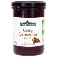 Gelée de Groseilles Extra Bio 260g