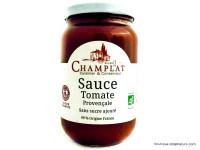 RESERVE DE CHAMPLAT Sauce tomate provençale 340g