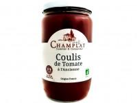 RESERVE DE CHAMPLAT Coulis de tomate à l'ancienne 650g