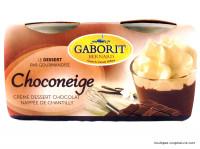 GABORIT Choconeige 4x110g