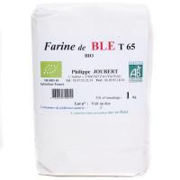 PHILIPPE JOUBERT Farine blé T65 blanche 1kg
