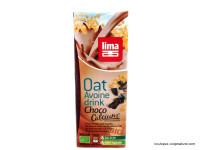 LIMA Boisson avoine chocolat calcium 1L