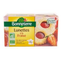 BONNETERRE Lunettes à la fraise 200g