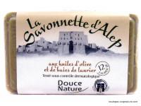 DOUCE NATURE La savonnette d'Alep 100g