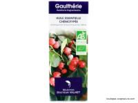 DOCTEUR VALNET Huile essentielle de gaulthérie 10ml