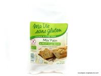 MA VIE SANS GLUTEN Mix'Pain millet & graines sans gluten 500g