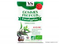 VECTEUR SANTÉ Gommes propolis eucalyptus 45g