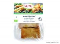 SOTO Rollini d'épinards 150g