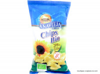 AÑAVIEJA Chips nature 125g