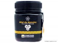 MIEL DE MANUKA Miel IAA10+ par 250g