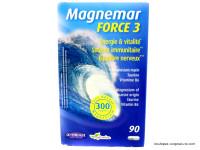 ORTHONAT Magnemar force 3 par 90 gélules