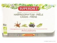 SUPERDIET Quatuor articulations 20 ampoules