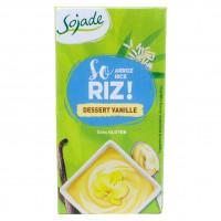 So Riz Dessert Vanille Bio 530g