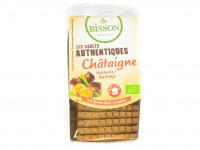 BISSON Les sablés authentiques Châtaigne 180g