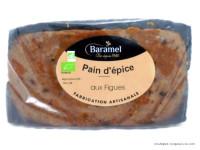BARAMEL Pain d'épices aux figues 300g