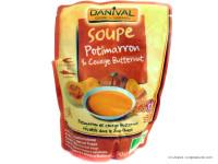 DANIVAL Soupe de potimarron & butternut 500ml