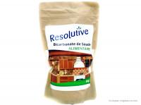 RESOLUTIVE Bicarbonate de soude alimentaire 1kg