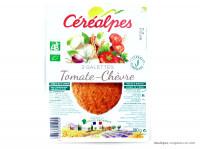 CÉRÉALPES Galettes tomate & chèvre 2x90g
