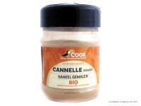 Cannelle en Poudre Bio 80g
