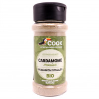 Cardamome Moulue Bio 35g