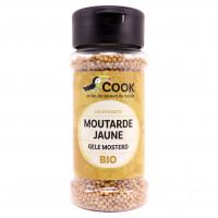 Graines de Moutarde Jaune Bio 60g