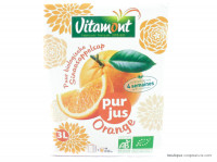 VITAMONT Jus d'orange 3L