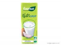 EVERNAT Lait de coco Nutricoco Bio 1L
