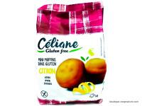 CÉLIANE Mini muffins au citron sans gluten 210g
