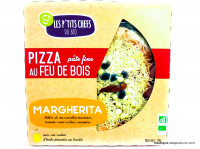 Pizza Margherita Bio 350g