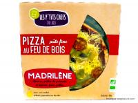 LES P'TITS CHEFS Pizza Madrilène 400g