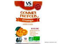 VECTEUR SANTÉ Gommes propolis orange 45g