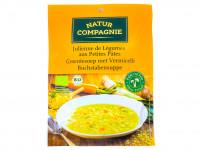 NATUR COMPAGNIE Soupe Julienne légumes petites pâtes 50g