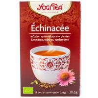 Yogi Tea - Infusion Ayurvédique Échinacée - 17 sachets Bio