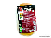CYRIL PINABEL Pains natures pour hamburger 250g