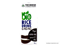 THE BRIDGE Boisson riz cacao 1L