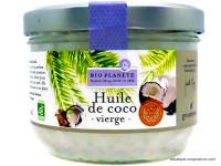 BIO PLANETE Huile de coco vierge 400ml