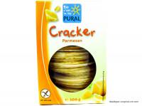 PURAL Crackers au parmesan sans gluten 100g