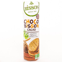 BISSON Choco biscuits au cacao 300g