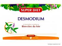 SUPERDIET Desmodium 20 ampoules