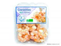 NATURE OCÉANE Crevettes décortiquées 100g