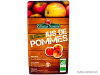 CÔTEAUX NANTAIS Jus de pomme 3L