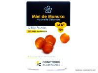 MIEL DE MANUKA Billes fourées 30% IAA10+ 54g