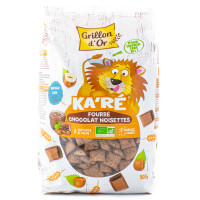 Grillon d'Or - Céréales Déjeuner Ka'Ré Chocolat Noisettes 500g - Bio
