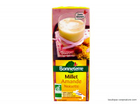 BONNETERRE Boisson de millet, amande, noisette 1L