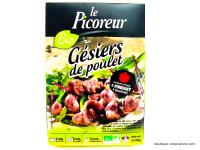 LE PICOREUR Gésiers de poulet 2x150g