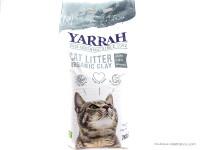 YARRAH Litière biologique pour chats 7kg