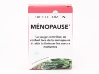 DIET HORIZON Ménopause 60 comprimés