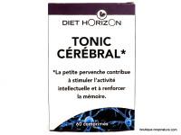 DIET HORIZON Tonic cérébral 60 comprimés