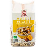 Celnat - Céréales déjeuner Müesli vitalité 375g - Bio