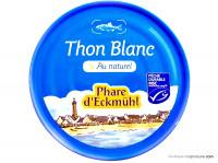 PHARE D'ECKMÜHL Thon blanc au naturel 132g